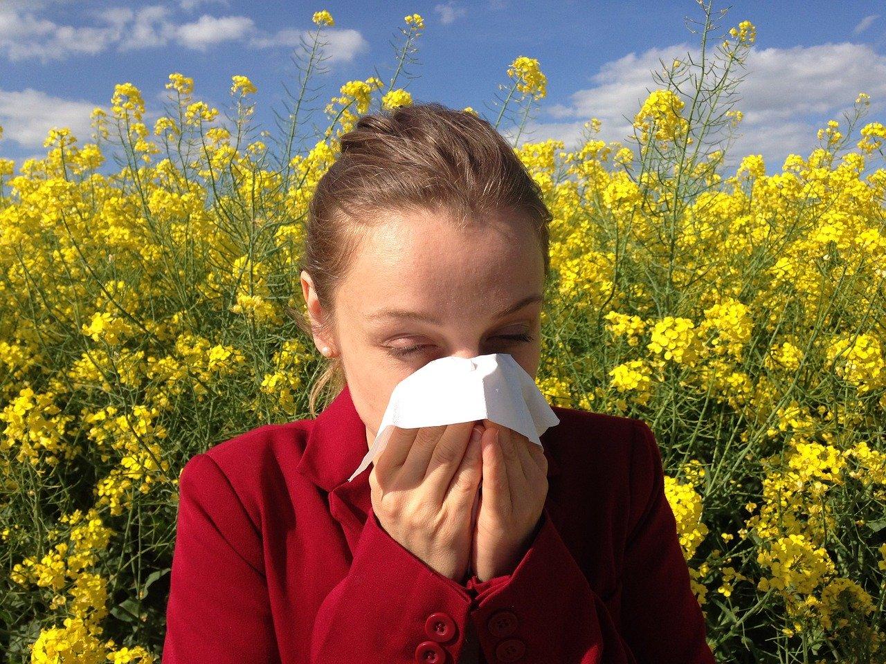 emociones y alergias